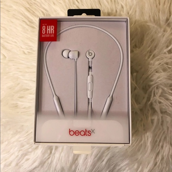 BeatsX Bluetooth Headphones NWT